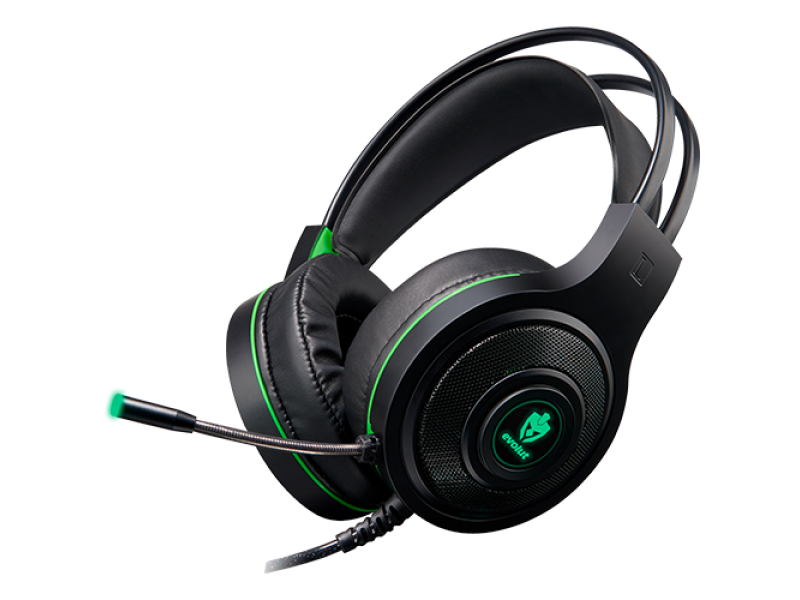 Headset Gamer TÊMIS GAMING - EVOLUT