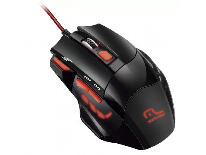 Mouse Gamer Fire Button Multilaser